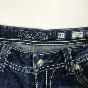 Miss Me Bootcut Jeans 31x 30